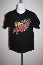 NEW Chicago Blackhawks YOUTH Medium M 10/12 NICE Reebok T-Shirt