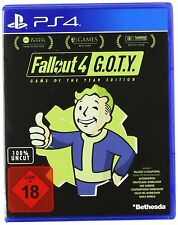 PS4 Juego Fallout 4 - Game Of The Year Edition Goty Producto Nuevo