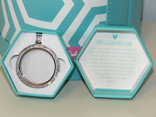 ORIGAMI OWL SILVER XL LEGACY LOCKET ******************************* NEW*****