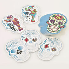 Candy Skull Shaped Playing Cards - Standard Size CSC100