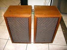 Pair Vintage SANSUI speakers SP-1500 3 way
