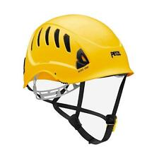 Petzl Alveo Vent Rock Climbing Helmet Yellow New
