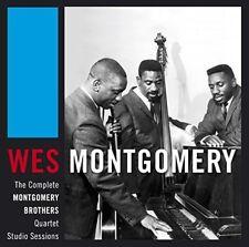 Wes Montgomery - Complete Montgomery Brothers Studio Sessions + 7 Bonus Tracks [