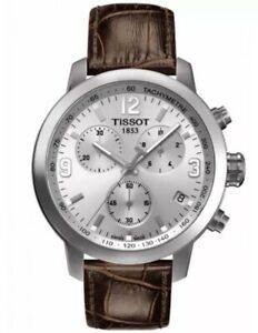 TISSOT MENS PRC 200 CHRONOGRAPH WATCH T0554171603700 T0554171603700