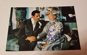 Judi Dench - Original Autogramm James Bond Red Joan Autograph Red Joan