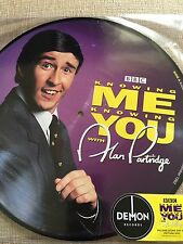 ALAN PARTRIDGE KNOWING ME KNOWING YOU PICTURE VINYL RECORD STORE DAY 2016 2017