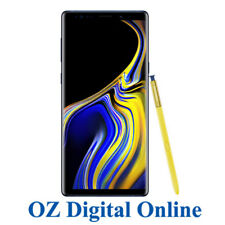 "NEW Samsung Galaxy Note 9 Dual Sim N960FD 512GB Blue 12MP 4G 6.4""Unlocked Phone"