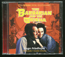 The Barbarian And The Geisha (Movie Soundtrack: Hugo Friedhoger.) Limited Ed CD
