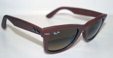 RAY BAN Sonnenbrille Sunglasses RB 2140 QM 116985 GrӇe 50 Wayfarer Leather
