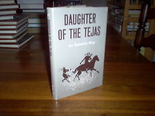 Larry McMurtry. Daughter of the Tejas. Ophelia Ray 1965 1st ed. (signed)