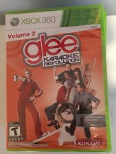 AUTHENTIC, GENUINE XBOX 360 VOLUME 3 GLEE KARAOKE REVOLUTION