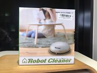 Brand New Mini Robot Cleaner Japan Battery Operated Samrt