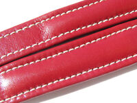 Breitling Band 937X 18mm 18/16 Kalb rot braun red brown marron Strap 005-18