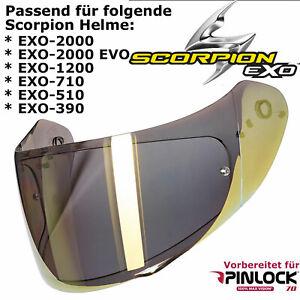 SCORPION Visier 3D KDF14-3 GOLD für EXO 2000 / 1200 / 710 / 510 / 410 / 390