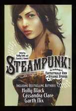Cassandra Clare & Holly Black - Steampunk! DOUBLE SIGNED 1st/1st