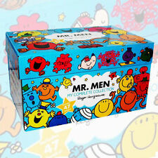 Mr Men Complete Collection 47 Books Box Gift Set By Roger Hargreaves ES