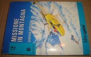 LIBROGAME COMPACT 2 MISSIONE IN MONTAGNA 1^ EDIZIONE FEBBRAIO 1994 E.ELLE