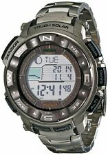 Casio PRW-2500T-7 PRO TREK Digital, Altimeter, Barometer, Compass Watch PRW2500T