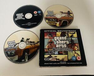 GRAND THEFT AUTO SAN ANDREAS OFFICIAL SOUNDTRACK GTA