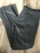 Tara Jarmon Gray Women's Pants Trousers Made in France Size 40