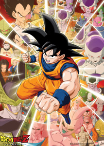 Dragon Ball Kakarot Anime Video Game Poster Art Print Wall Home Room Decor