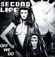 7inch SECOND LIFE off we go HOLLAND 1981 FLEET REC hardrock EX