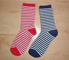 NEW Primark ladies striped socks size UK 4 - 8