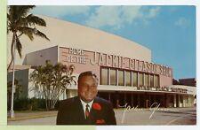 1960s MIAMI BEACH FL Auditorium ~ JACKIE GLEASON TV SHOW ~ HONEYMOONERS STAMP