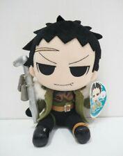 "Togainu no Chi Kiriwar Nitro Plus Chiral Gift Plush 9"" TAG Toy Doll Japan"