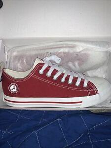 Alabama Crimson Tide SKICKS Unisex shoes SIZE Men 8, Women 10