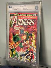 KANG Avengers #129 - CGC 9.0 - Rama Tut, Immortus, Loki, Marvel & Disney Graded