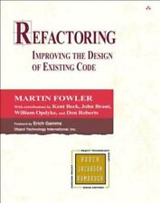 Refactoring: Improving the Design of Existing Code by Martin Fowler: New