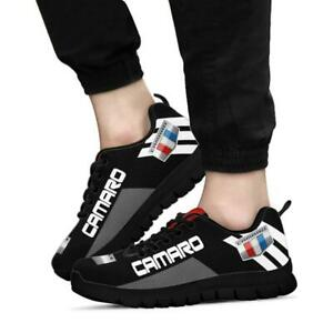 Chevrolet Camaro Shoes  Men's Sneakers Running Shoes  Athletic Shoes  Top Gifts