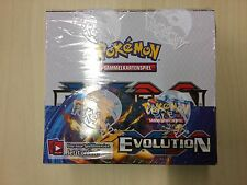 Pokemon xy12 Evolution-Display OVP Allemand (36 Booster)