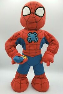 "Hasbro Marvel 2007 Spider-Man 15"" Singing Dancing Super Hero Doll"