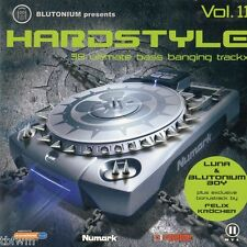 Hardstyle Vol. 11 - 2CD - HARDBASS HARDCORE