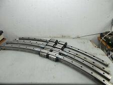 Thk Hcr45 Linear Rails With Ball Bearingsslidesblocks 1480mm Long
