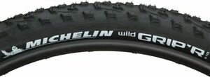 Michelin WildGrip'R2 Advanced Folding Tyre 29x2.0 Tubeless Mtb Mountain Bike