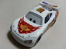 Mattel Disney Pixar Cars White Lightning McQueen Diecast Toy Car 1:55 Loose New*