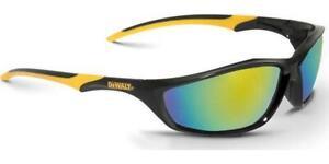 DeWalt Router Fire Mirror Lens Safety Sun Glasses Eye Protection DPG96-FD EU