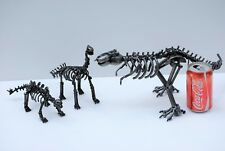 Dinosaur (sell 3 items) Metal Sculpture Gift For Son Gift For birthday Wedding