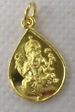 Traditional Authentic Thai God Ganesh Amulet Pendant Protection From Bad Spirits