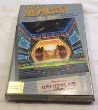 Alternate Reality - The City, Commodore 64, 1986, Intellicreations, American Gra