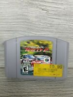 Top Gear Rally 2 Nintendo 64 Game Authentic N64 Cartridge