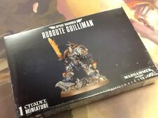40K Warhammer Space Marines Roboute Guilliman Sealed