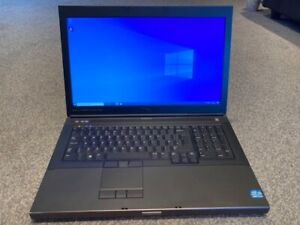 "Dell Precision M6700 i7 17"" Laptop plus 240w charger"