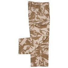 Genuine GB British Army Cargo Pants NATO DPM Desert Camo Combat Trousers New