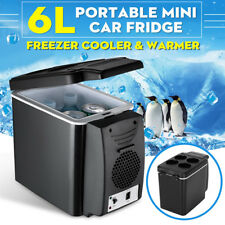 Mini Portable Freezer Fridge Car Camping Caravan Cooler Warmer Refrigerator AU