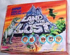 "BOXSET ""LAND OF THE LOST"" TV CARTOON DINOSAURS 5characters BOLEY WIND-UP WALKERS"