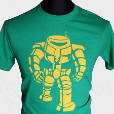 Manbot New T Shirt Sheldon Cooper The Big Bang Theory Funny Cool Sci Fi